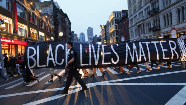 Voter Registration Groups Targeted Black Lives Matter Protesters  Location Data