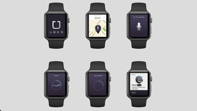 These Concepts Show What Apple Watch Apps Will Look Like