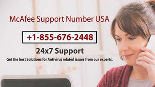 Illustration for article titled McAfee Support   Number 1-855-676-2448