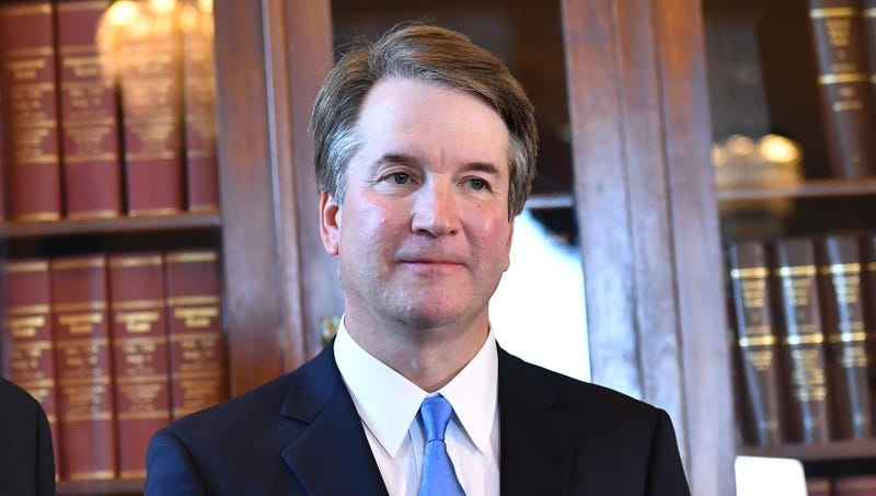 Illustration for article titled Kavanaugh Starting To Get Worried About Not Hearing Back After Job Interview