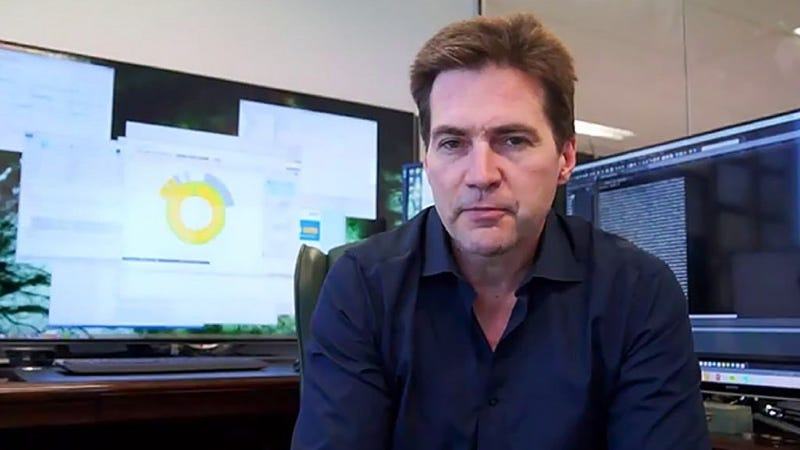 Craig Wright / YouTube