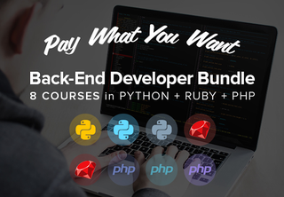Illustration for article titled Pay What You Want for the Back-End Developer Bootcamp