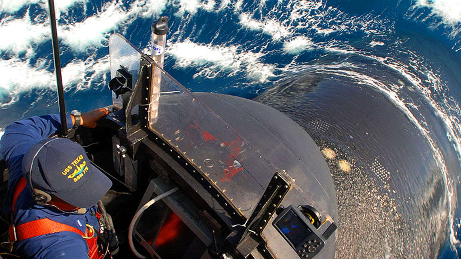Confessions Of A U S  Navy Submarine Officer
