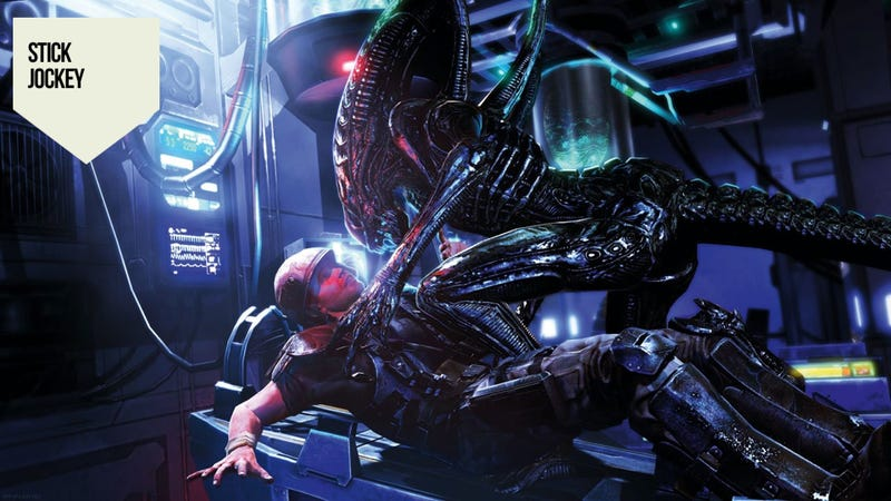 Illustration for article titled Aliens: Colonial Marines Should Have Followed the Example of Sports' Gaming's Elite