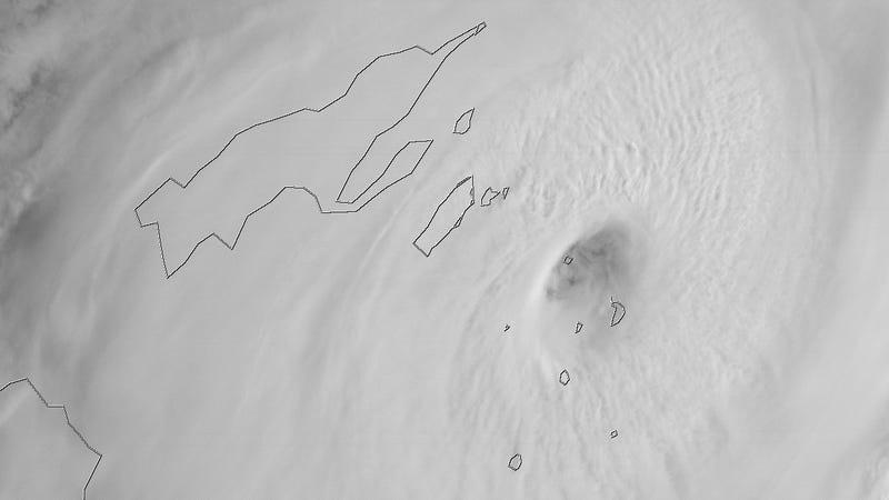 Illustration for article titled El ciclón Winston es la mayor tormenta registrada hasta ahora en el hemisferio sur