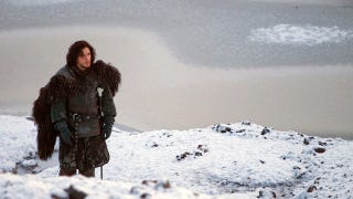 Illustration for article titled Jon Snow explains exactly how cold it is beyond the wall (Hint: It's freakin' cold