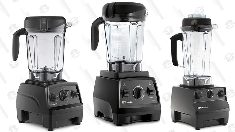 Vitamix E310 Explorian Blender | $189 | AmazonVitamix 7500 Blender | $335 | AmazonVitamix 5200 Blender | $280 | Amazon