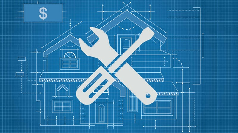 Home improvement projects that cost more than they 39 re worth for Home improvement costs