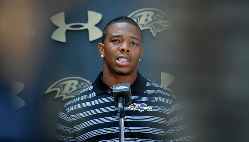 """Illustration for article titled Ravens GM: """"What We Saw On The Video Was What Ray Said"""""""