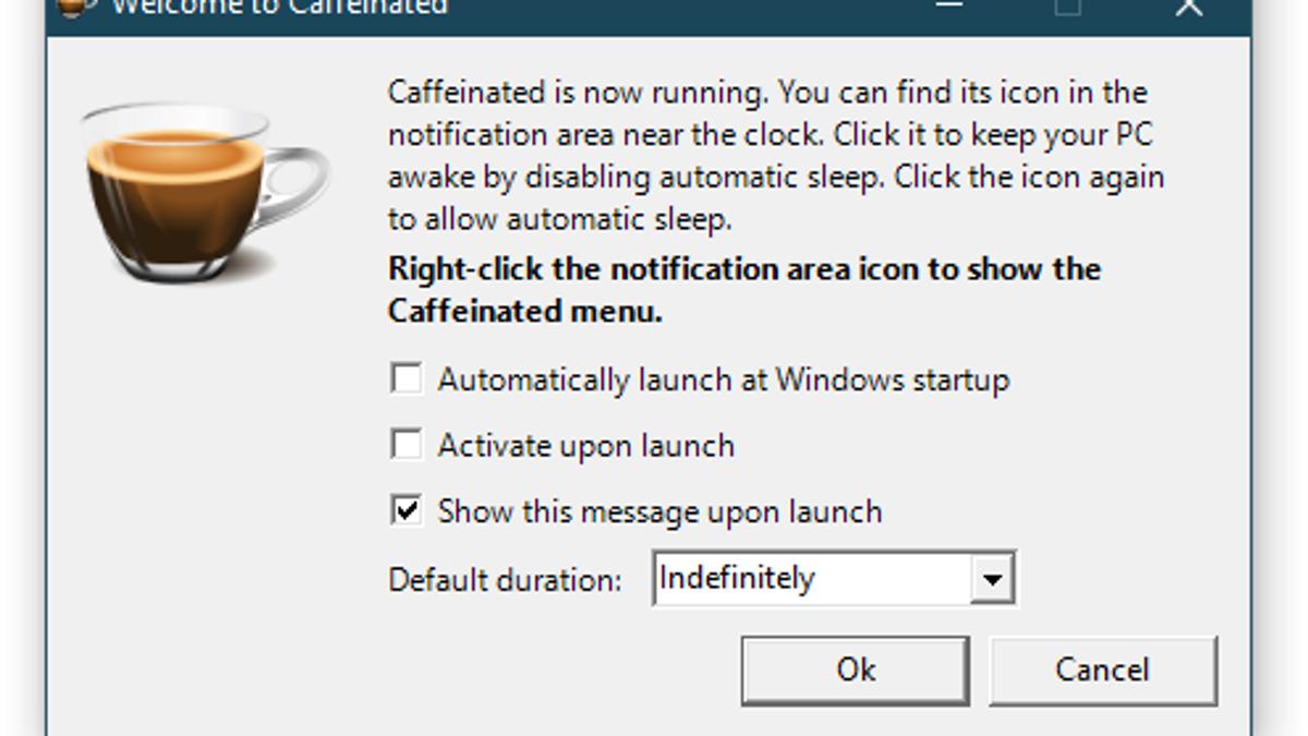 no sleep download windows