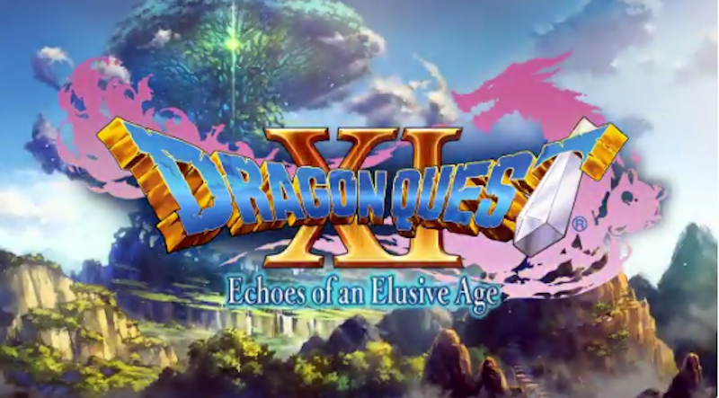 Echoes an Elusive Age, Heading West — Dragon Quest XI
