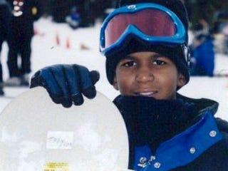 Trayvon Martin (family photo)
