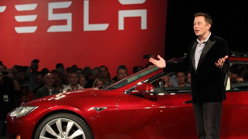 Tesla-Elon Musk