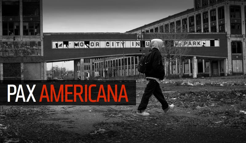 Illustration for article titled How The Ruins Of Detroit Are A Warning For America