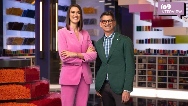 Lego Masters Season 2 Judges Tease Curious Builds and Covid Filming Challenges