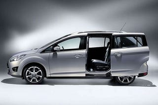 Illustration for article titled 2012 Ford Grand C-Max