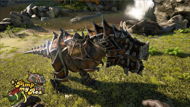 So Youu0027ve Tamed A Dinosaur In The Godzilla Of Steam Dinosaur Games, Ark: Survival  Evolved. Thatu0027s Cool, I Guess. Iu0027ll Be Honest With You, Though: Itu0027s ...