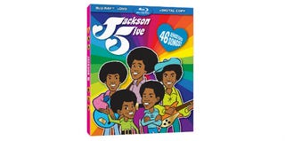 Jackson 5ive on DVD/Bluray (DreamWorks Classics)