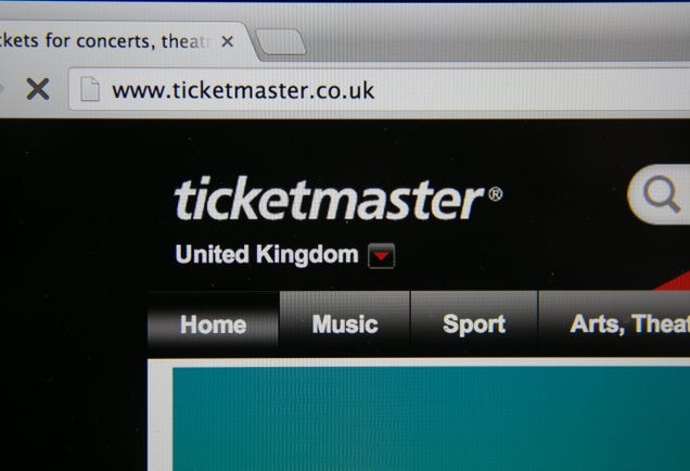 Ticketmaster To Pay $10 million After Illegally Hacking Rival s Computer System