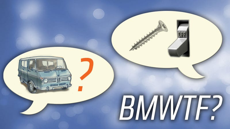 Illustration for article titled My Dinner With BMW Product People