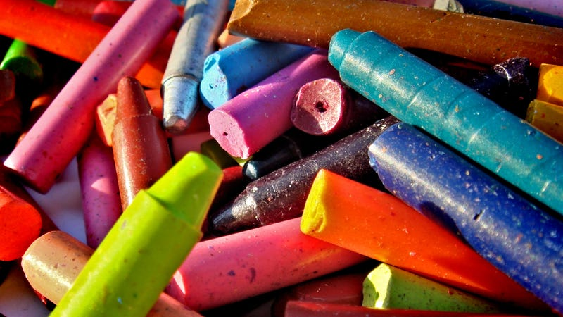 Illustration for article titled Leave These Crayons Found to Contain Asbestos Off Your Back-to-School Shopping List