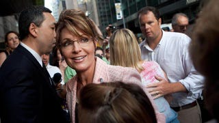 Illustration for article titled Former Staffer Thought Sarah Palin Was The Perfect Person To Speak Out About Race