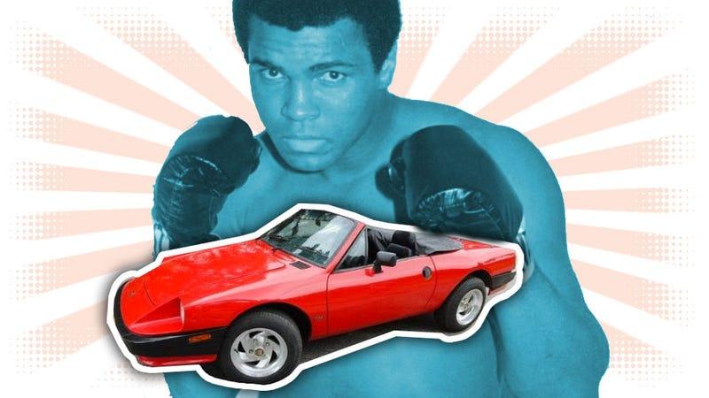 Illustration for article titled Inside Muhammad Ali's Crazy Brazilian 'Lettuce' Car Venture