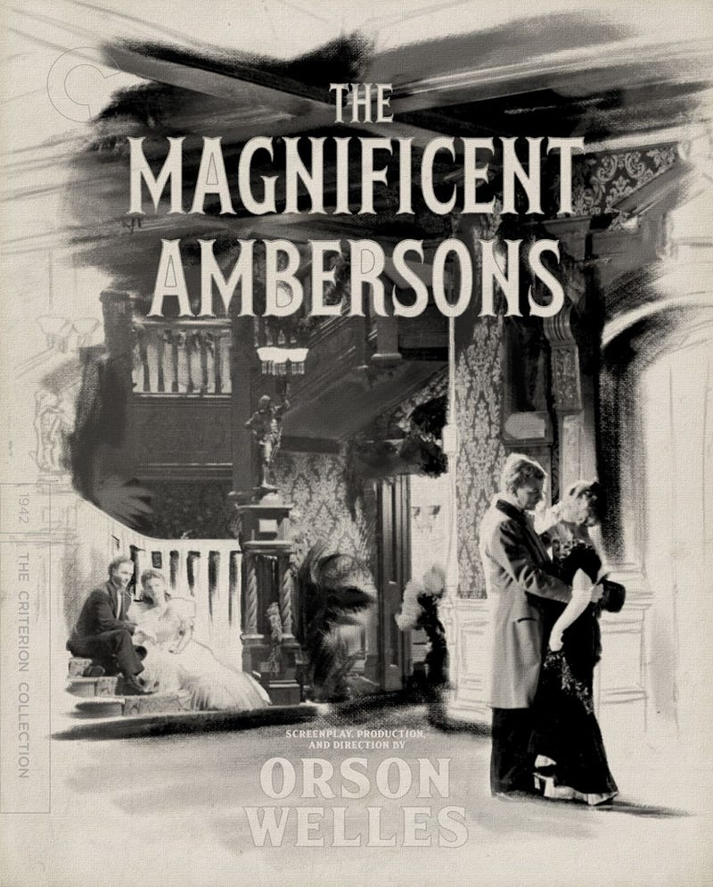 Illustration for article titled Criterion Gets Ambersons Back
