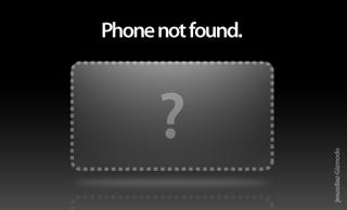"""Illustration for article titled iPhone """"Currently Unavailable"""" Online: Brilliant Pre 3G iPhone Strategy?"""