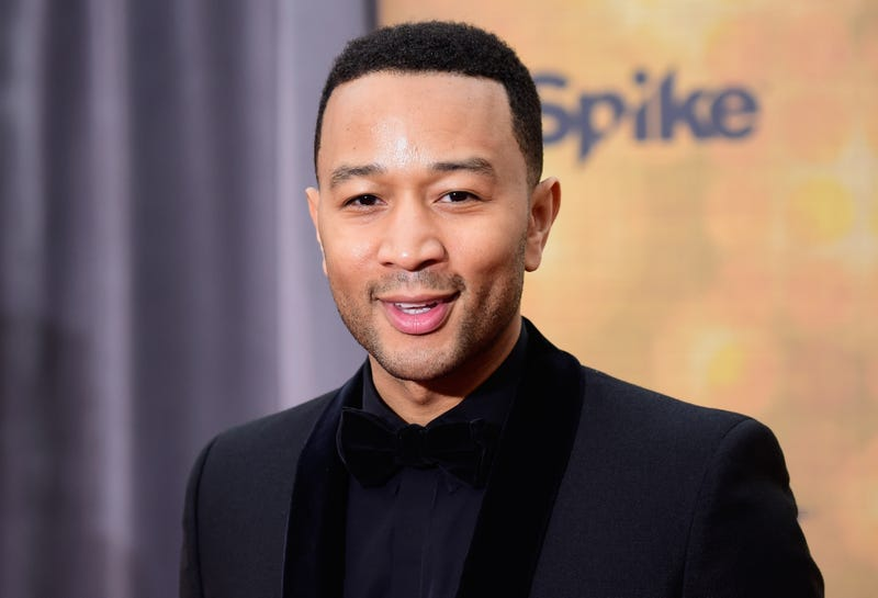Recording artist John Legend attends Spike TV's 10th Annual Guys Choice Awards at Sony Pictures Studios on June 4, 2016, in Culver City, Calif.Frazer Harrison/Getty Images