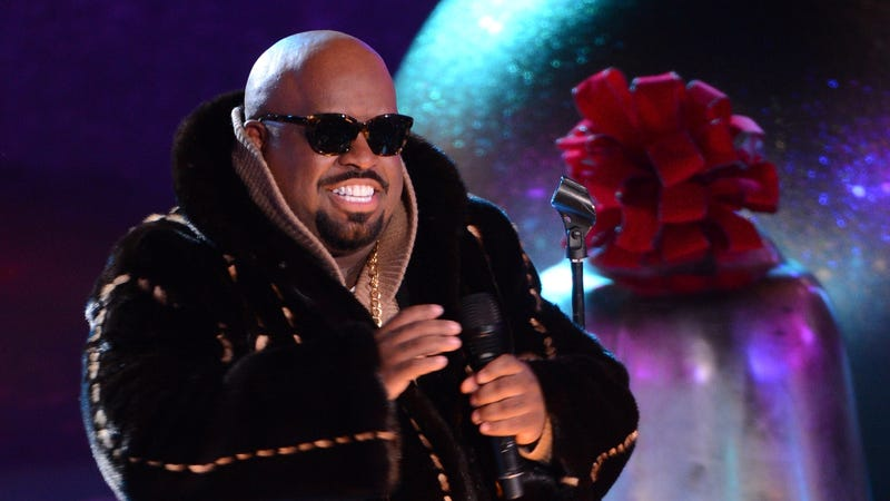 Illustration for article titled Cee-Lo Green Is Just Constantly Farting in Christina Aguilera's Face All the Time
