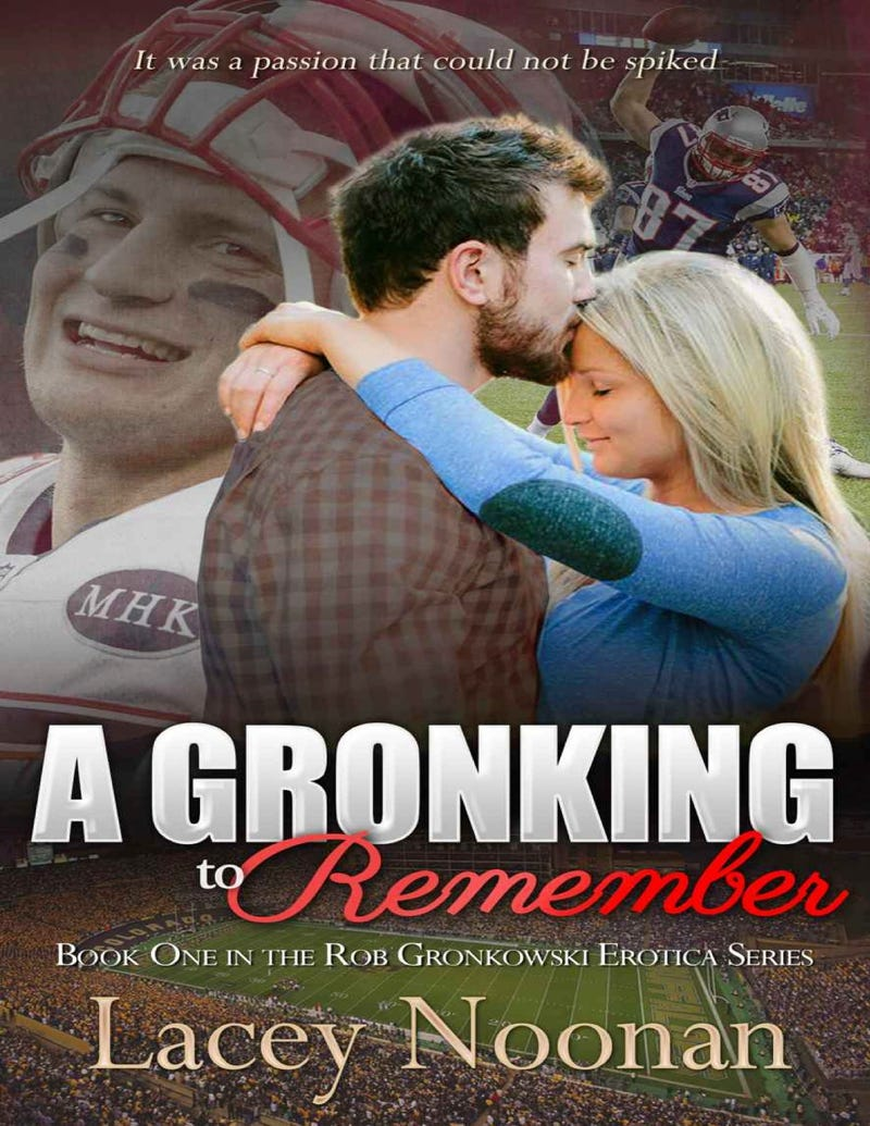 Illustration for article titled Amazon Pulls Gronk Erotica After Objections Over Cover Art