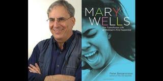 Peter Benjaminson (Courtesy of Peter Benjaminson); Mary Wells cover