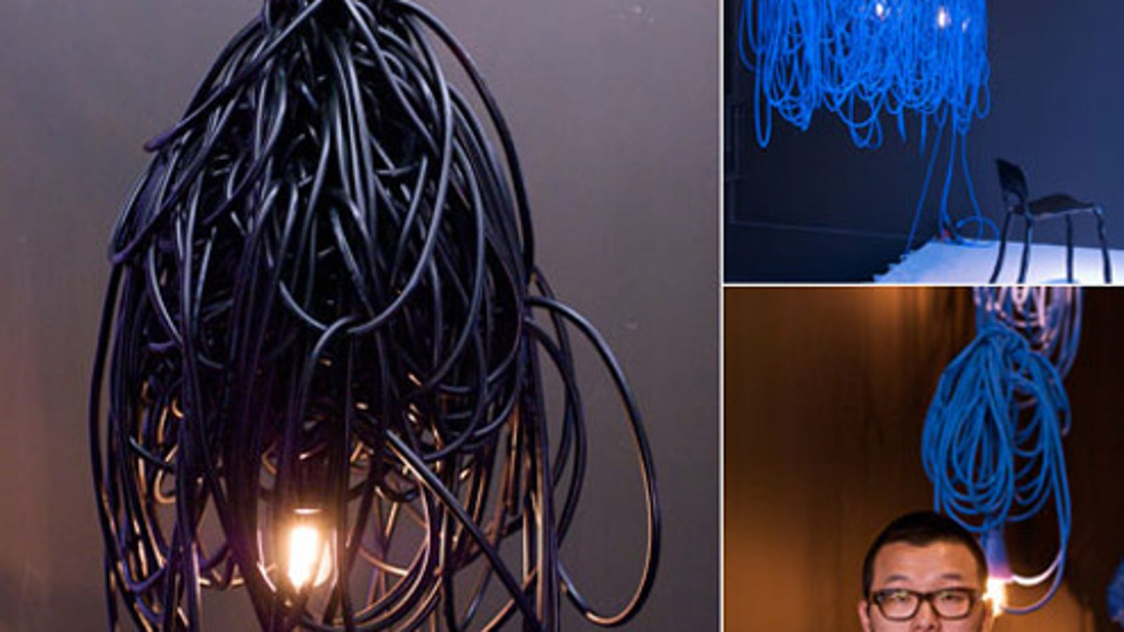 Cool Tangled Wires Are Ugly But What About Tangled Wire Lamps Wiring Database Indigelartorg