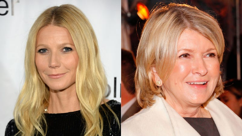Illustration for article titled ​Martha Stewart Throws Major Shade at Gwyneth Paltrow's Goopy Lifestyle