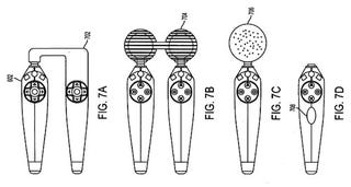 Illustration for article titled Sony's Motion Controller Patent Goes Attachment Crazy