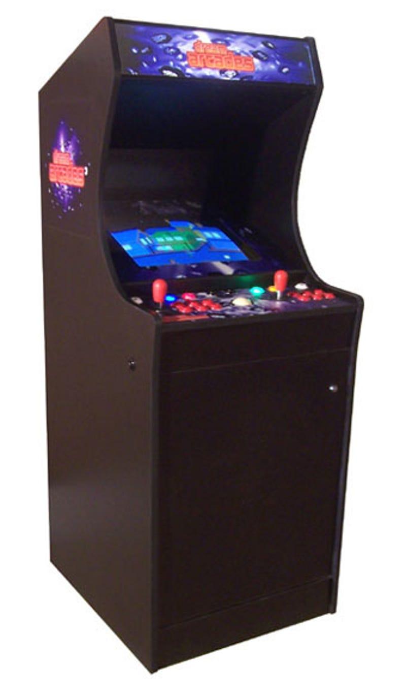 Dream Arcades Offers Street Fighter IV Arcade Solution