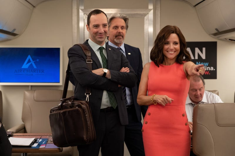 Illustration for article titled Veep takes a hard right, sacrificing character to set up the show's final arc