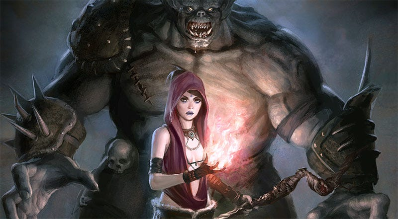 Illustration for article titled EA Makes Dragon Age 2 Official, BioWare Teases Reveal Tomorrow