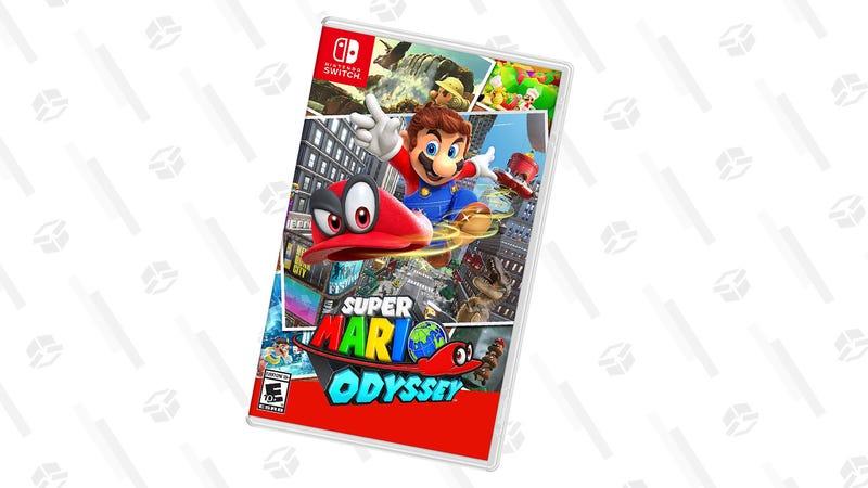 Super Mario Odyssey Digital Code | $41 | Amazon