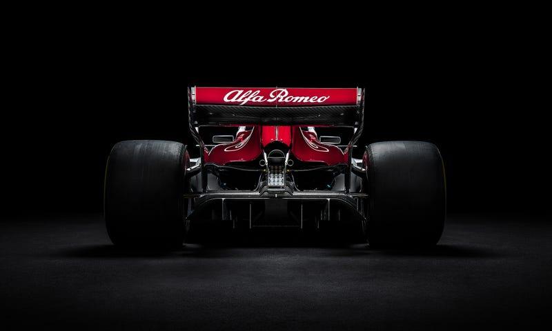 Alfa Romeo's Glorious Return To Formula One Is Here
