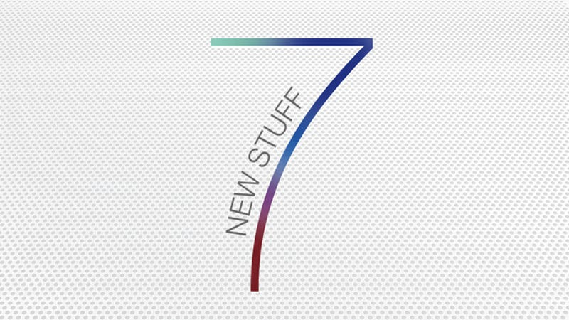 Illustration for article titled iOS 7 Is Coming on September 18, Here's What's New