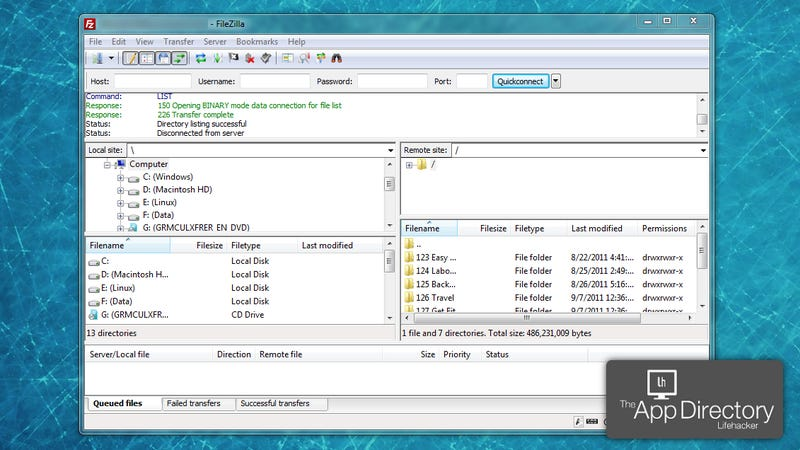 Best free portable ftp server | 5 Small, Lightweight and