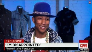 Pharrell WilliamsYouTubeScreenshot
