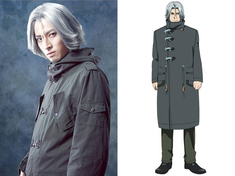Image result for Tomokazu Yoshida as Renji Yomo