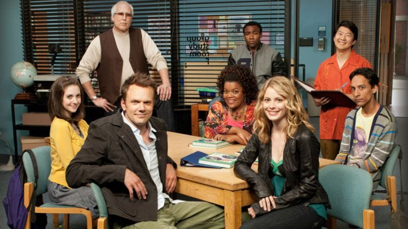 Illustration for article titled The Critics' Choice Television Awards liked Community, Parks And Recreation, Justified, other shows TV critics like