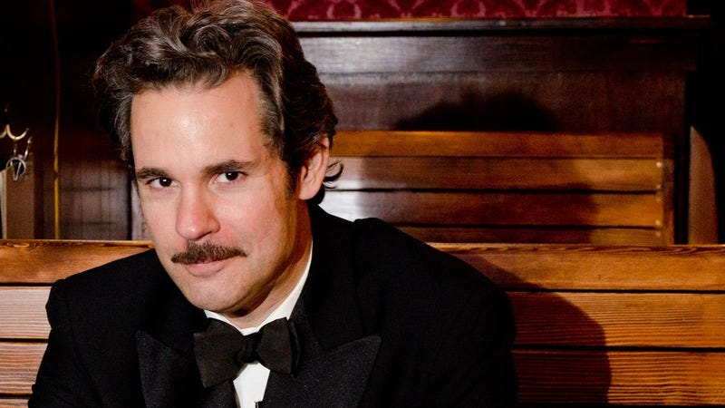 Illustration for article titled Paul F. Tompkins launches new podcast, guests on Comedy Bang! Bang!