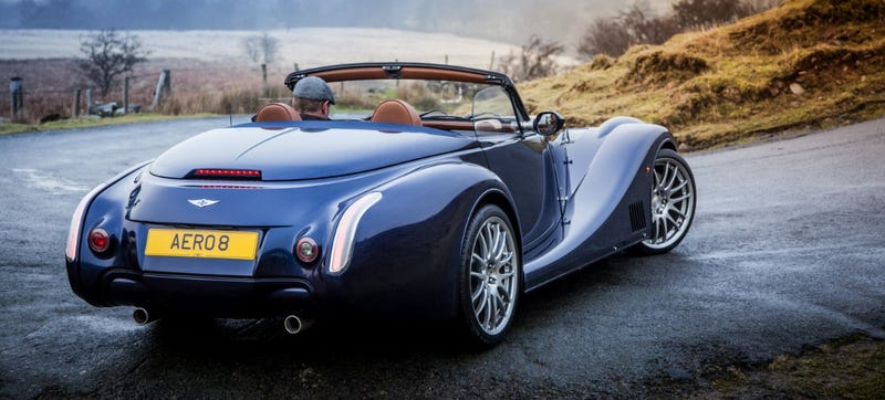 Illustration for article titled The Entire Morgan Lineup Goes Hybrid And Electric From 2019 On