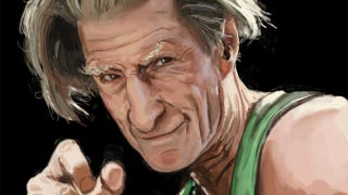 Illustration for article titled Guile's Theme Goes With Everything, Even this Nobel Prize Winner's Crazy Hair