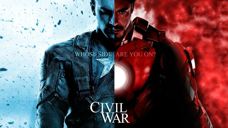 Illustration for article titled Captain America: Civil War Discussion Post
